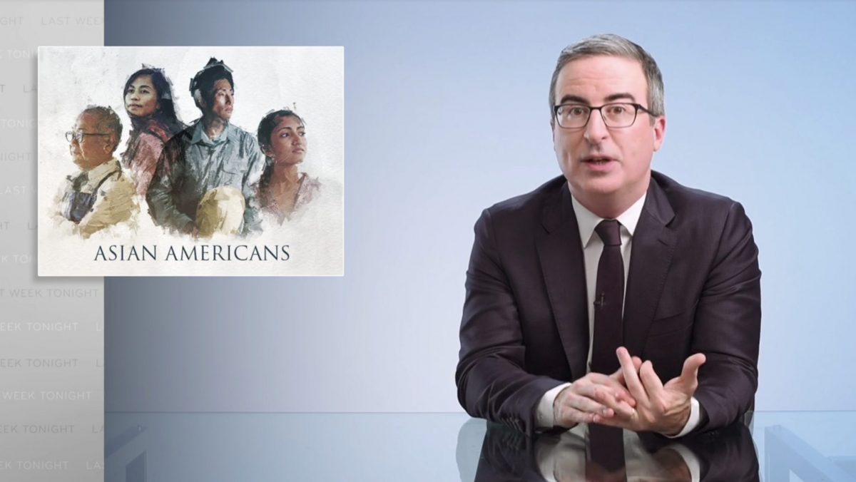 Asian Americans: Last Week Tonight with John Oliver