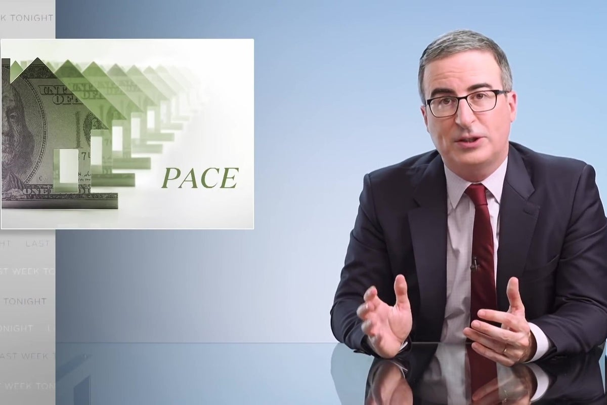 PACE: Last Week Tonight with John Oliver