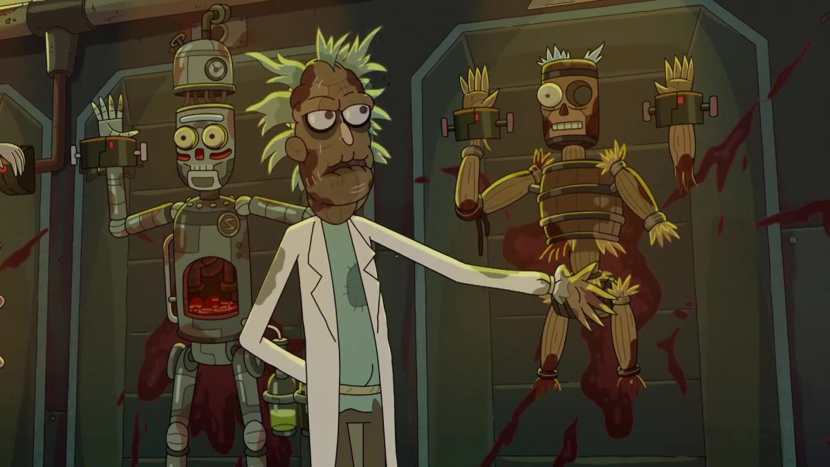 """Rick and Morty - S05E02 - There's always a """"shitty decoy"""" towards the end"""