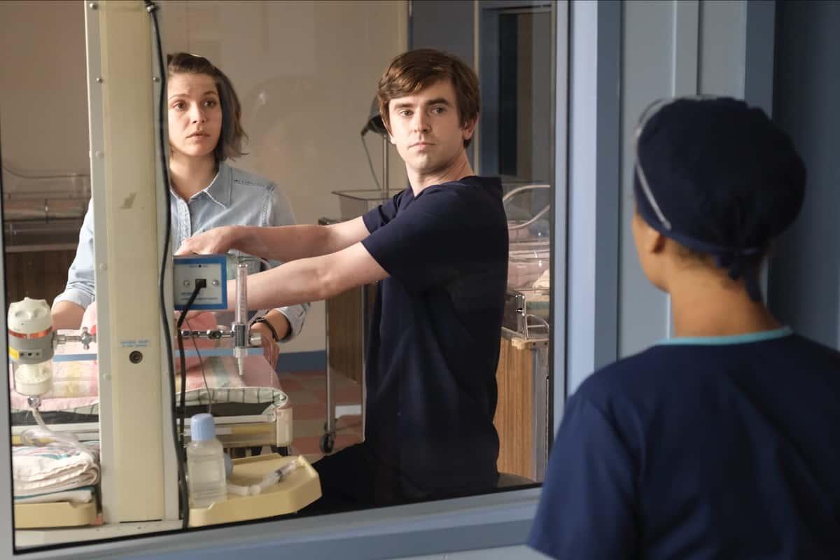 The Good Doctor - S04E20 - Vamos