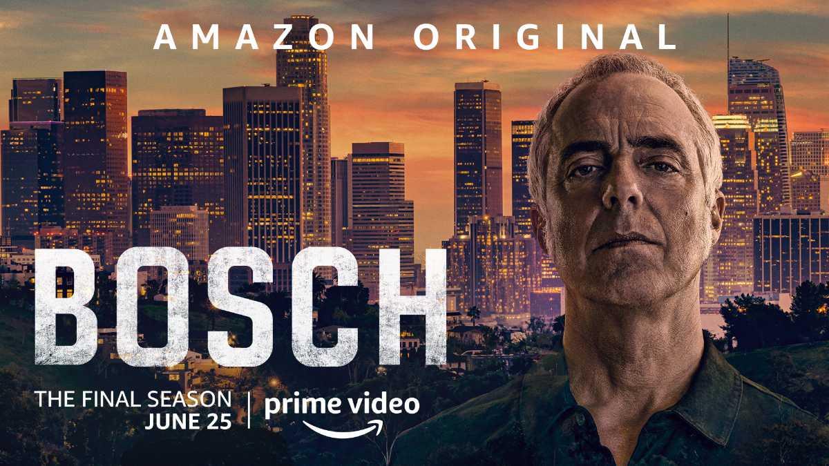 Bosch Season 7 Poster