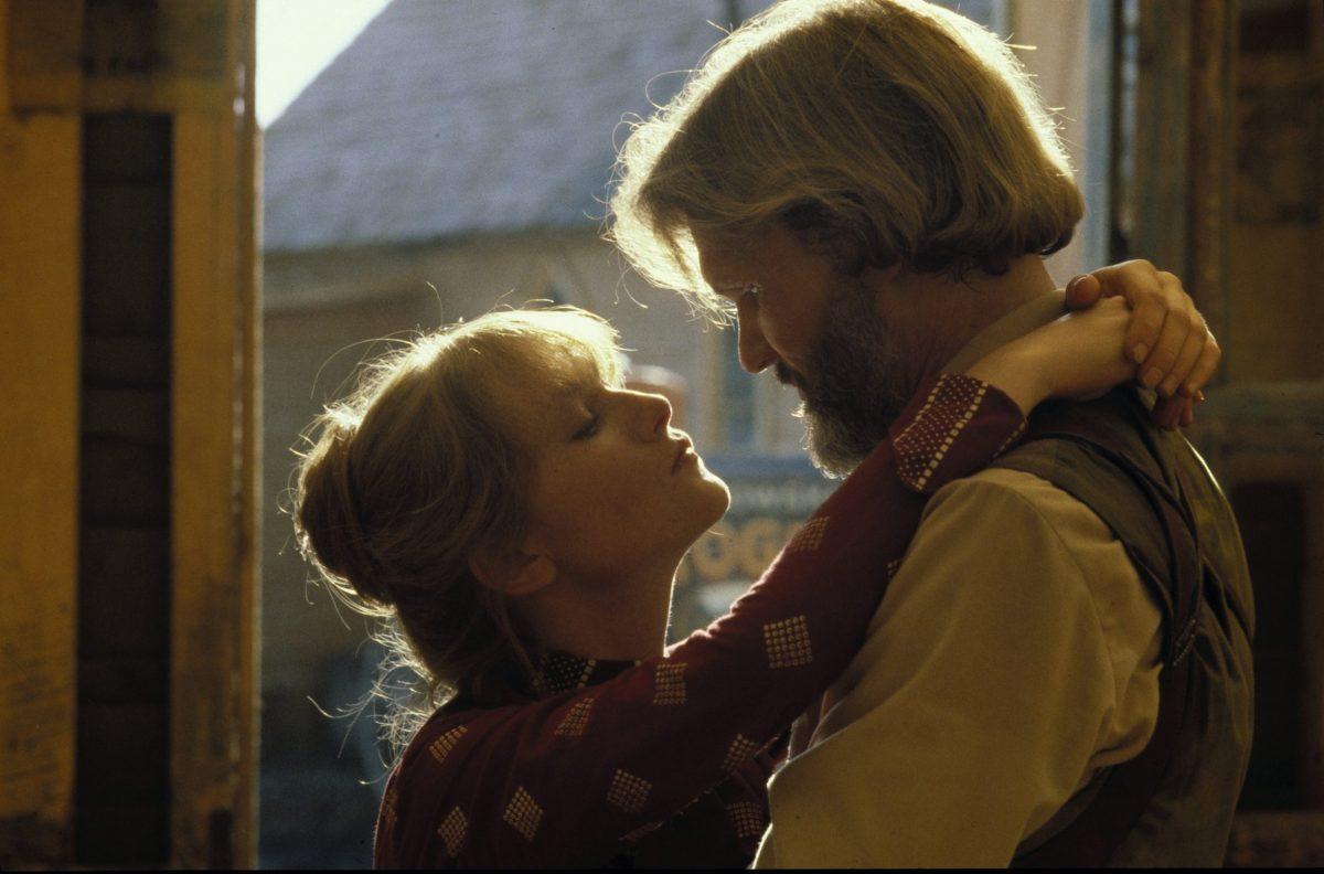 Heaven's Gate (1980) Isabelle Huppert and Kris Kristofferson