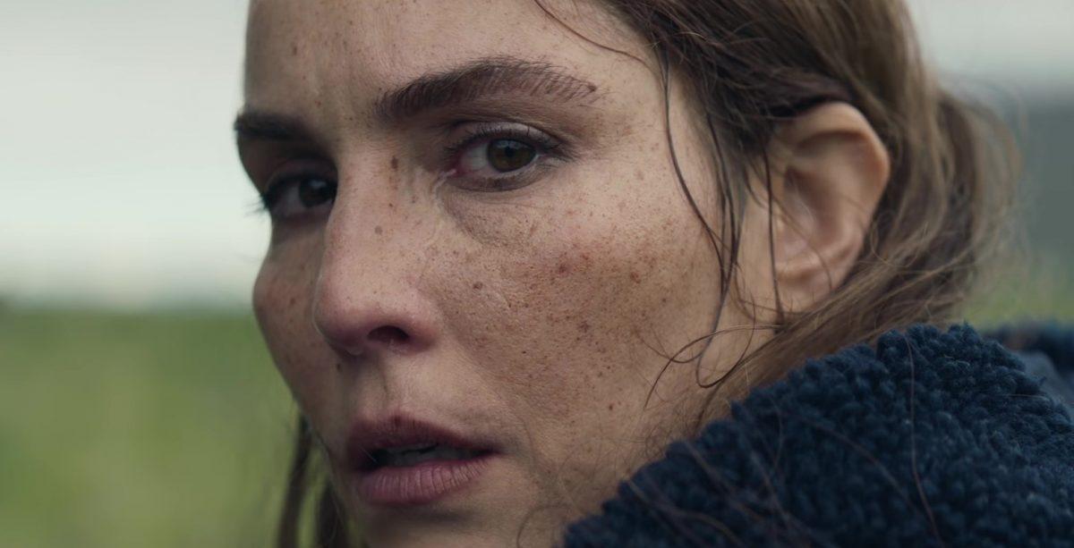 Noomi Rapace in ''Lamb''