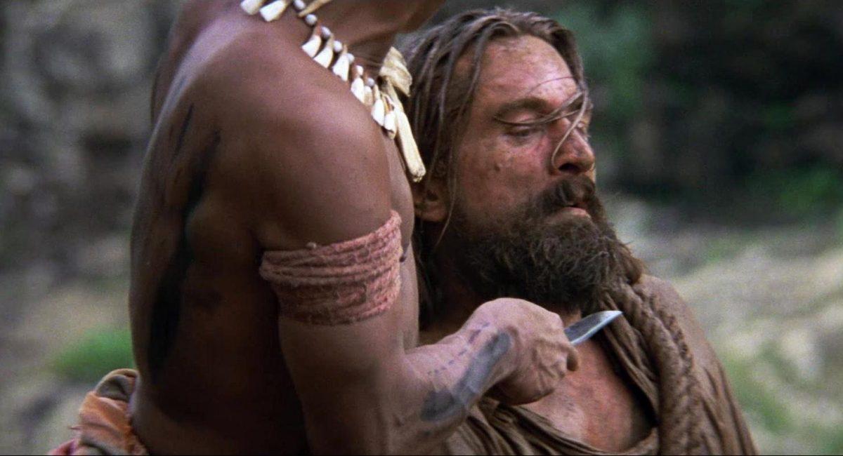 """Robert De Niro in """"The Mission"""" (1986)"""