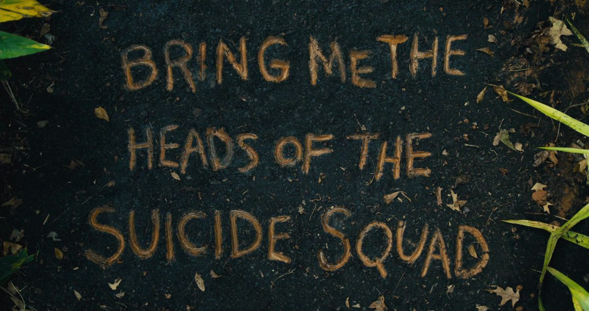 Bring me the heads of the Suicide Squad