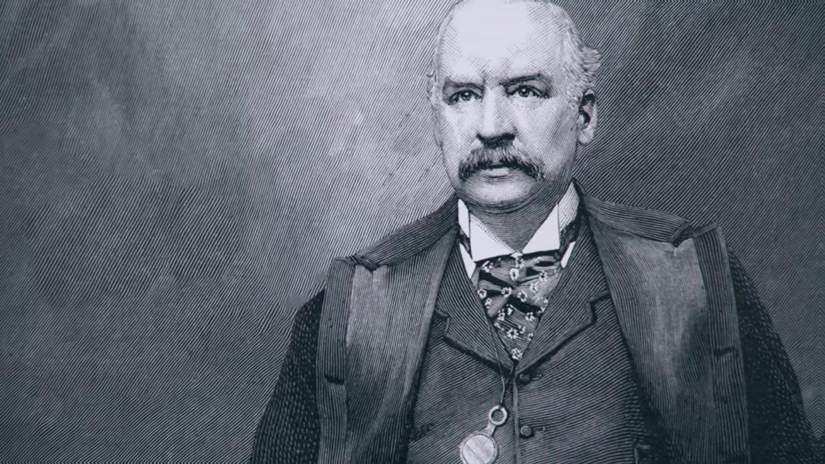 J.P. Morgan: How One Man Financed America