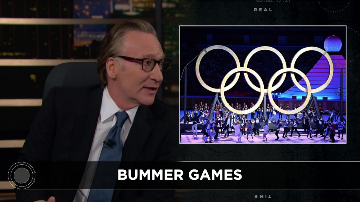 New Rule: The Woke Olympics - Real Time with Bill Maher