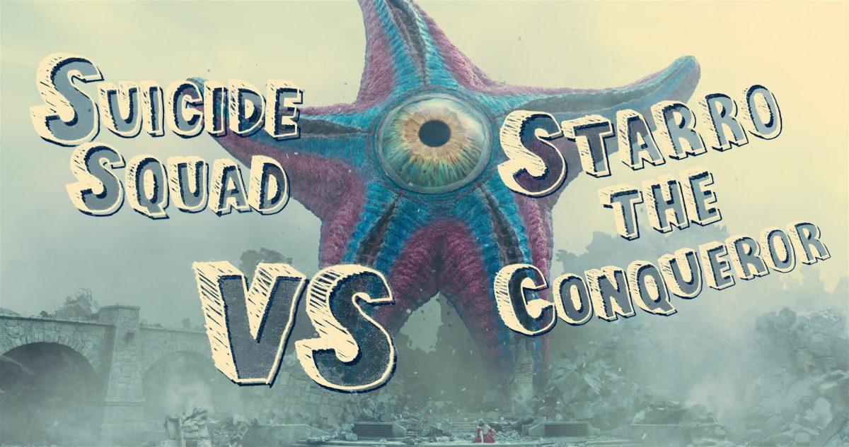 Suicide Squad vs Starro the Conqueror