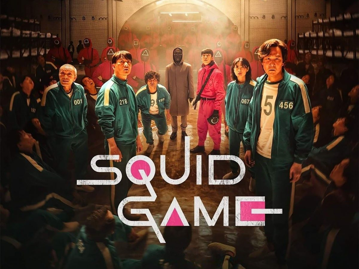 Squid Game - Poster