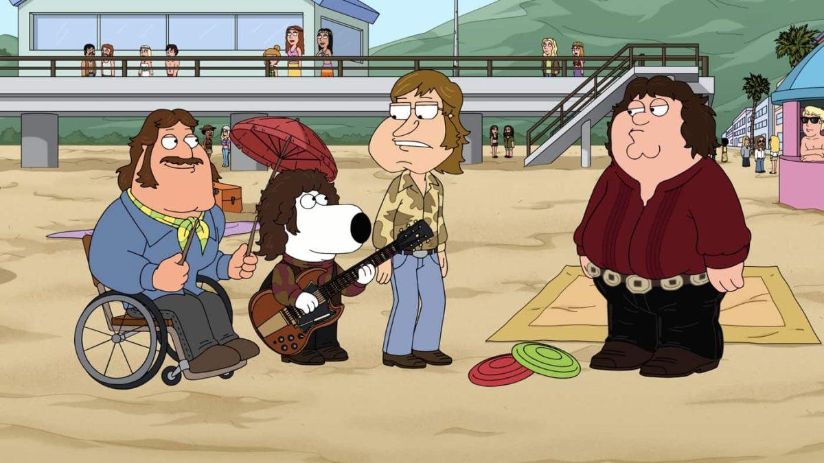 Family Guy - S20E02 - Rock Hard