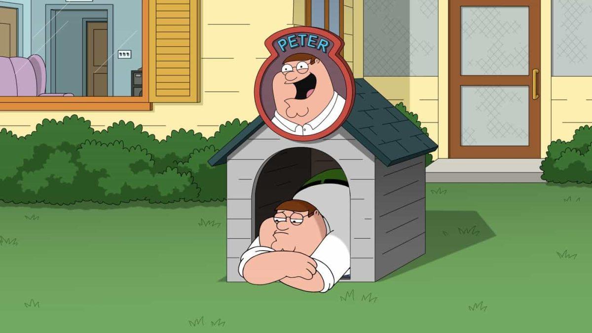 Family Guy - S20E04 - 80's Guy