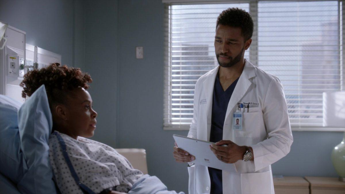 Grey's Anatomy - S18E02 - Some Kind of Tomorrow