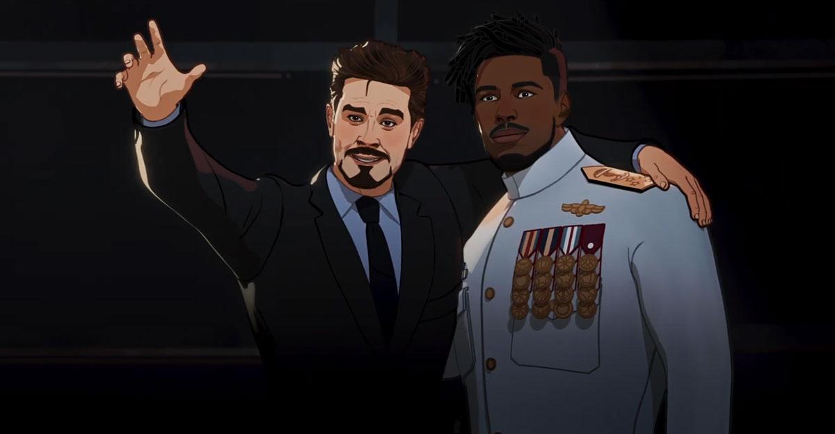 What If... Killmonger Rescued Tony Stark?