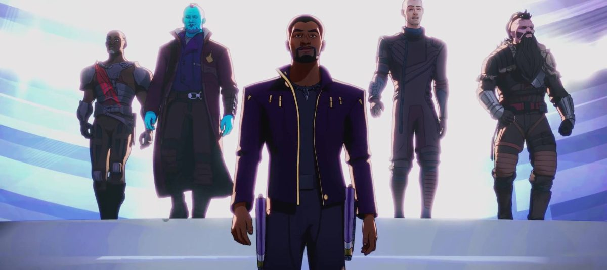 What If... T'Challa Became a Star-Lord?